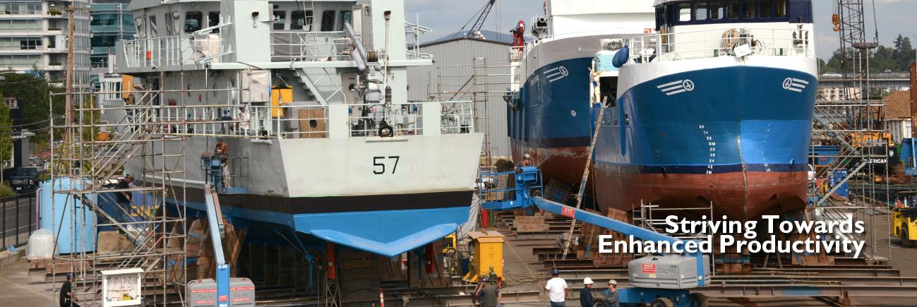 Dry Dock Ship Repairs
