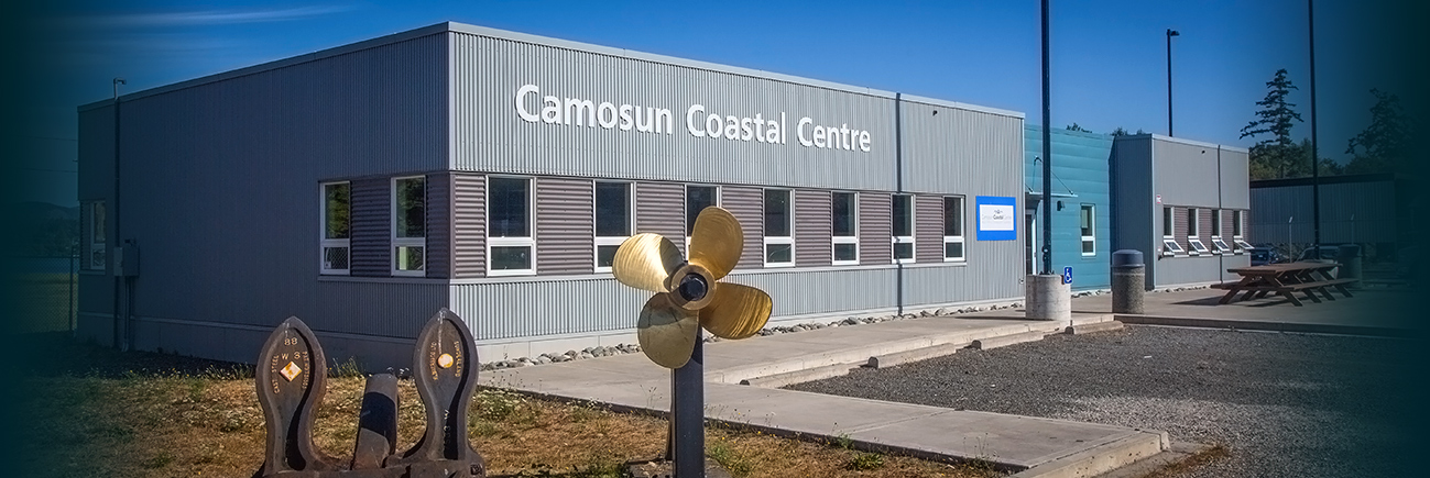 Camosun Costal Centre training facility