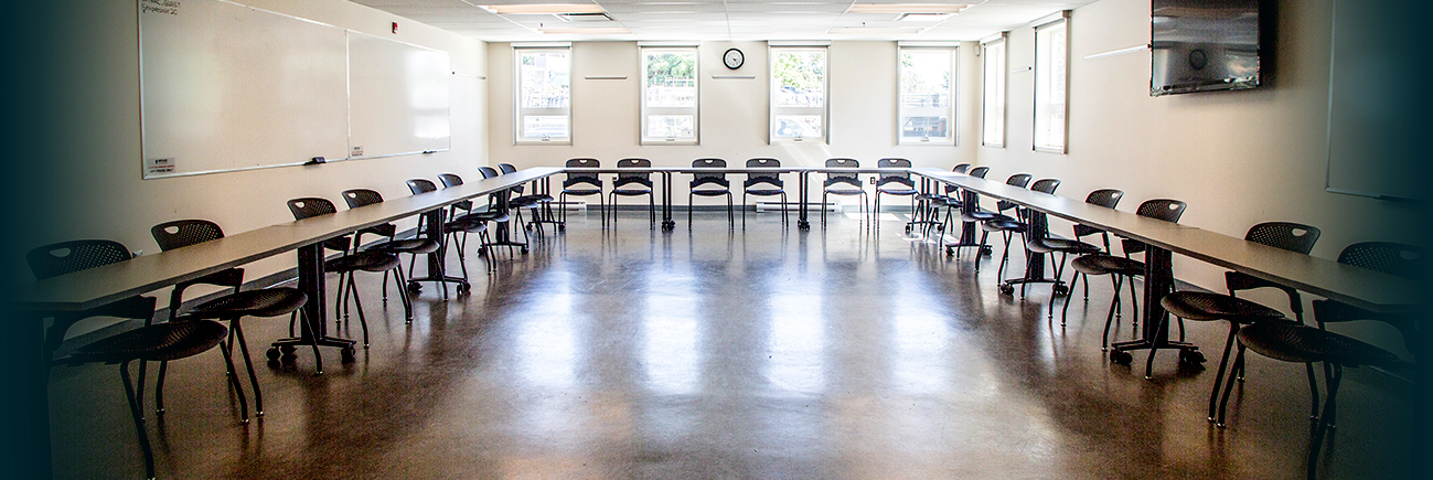 Camosun Costal Centre two 24 person classrooms