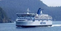 BC Ferries two Spirit Class vessels will be converted to LNG by 2018