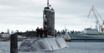 HMCS Victoria, part of the submarine-fleet upgrade.  Photograph by: ADRIAN LAM, Times Colonist